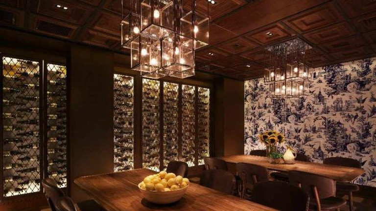 Private Room at 208 Duecento Otto