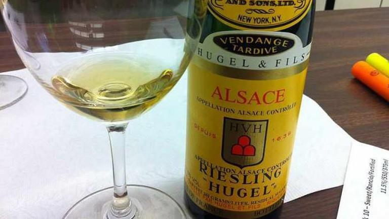 Alsatian Riesling