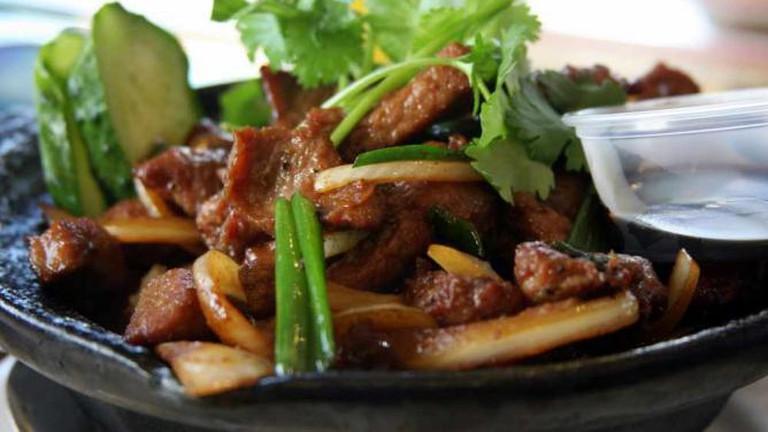 A tasty Vietnamese dish