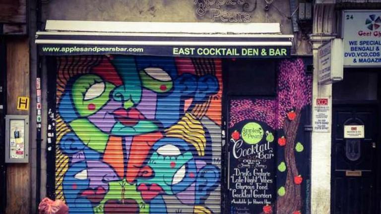 Apples & Pears Bar, Osborn Street