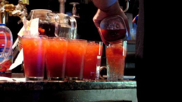 Hilltop Tavern Bar, Sacramento