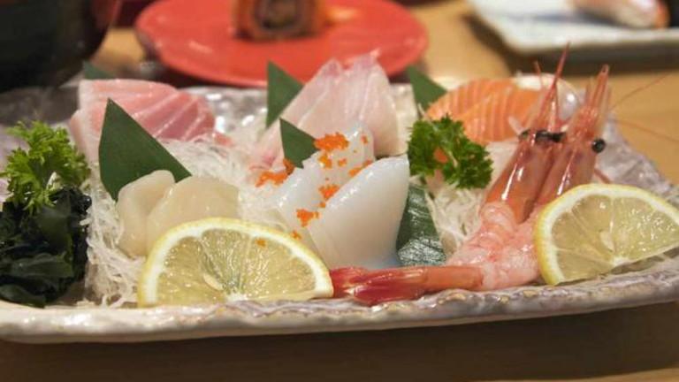 Sushi Zanmai