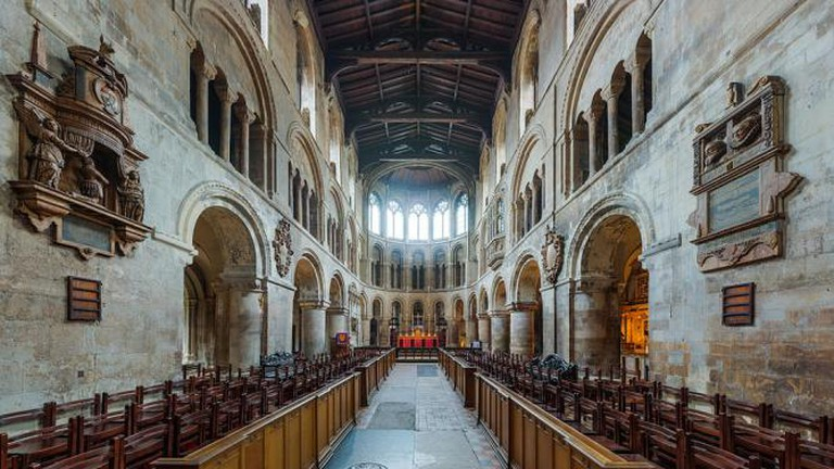 St Bartholomew the Great church