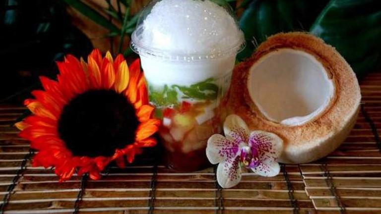 Vietnamese dessert drink