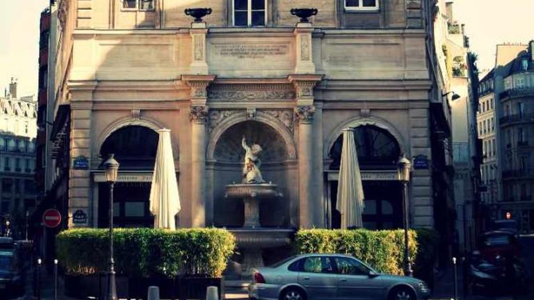 La Fontaine Gaillon
