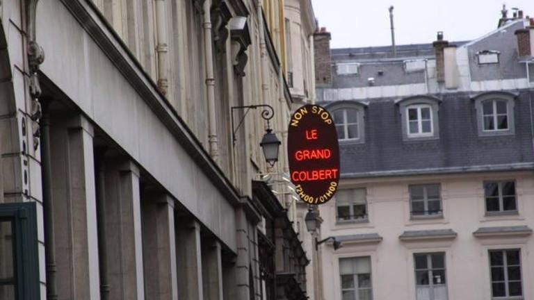 Paris. Le Grand Colbert