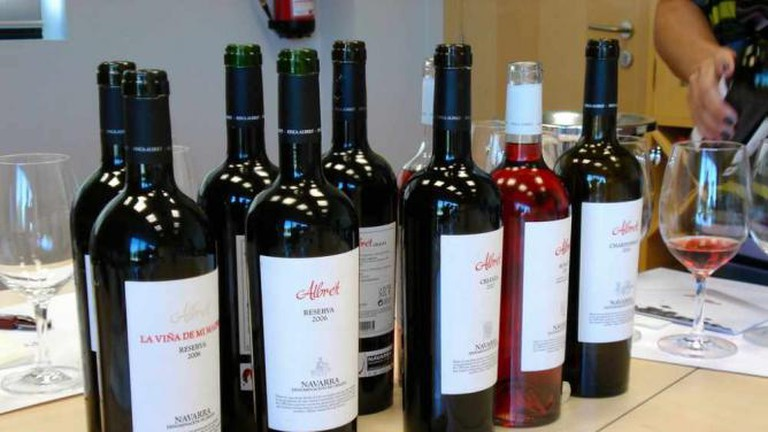 Wines from Navarre