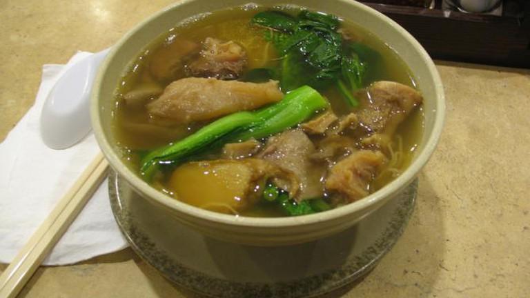 Beef Tendon Soup