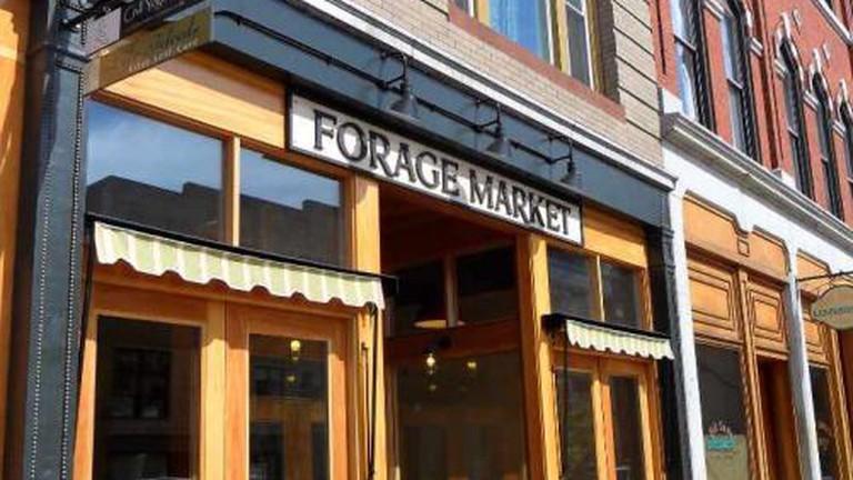 Forage Market