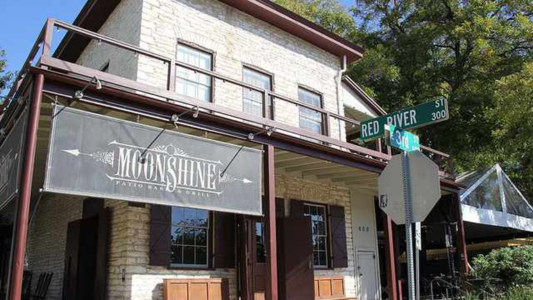 South Congress Café, Austin