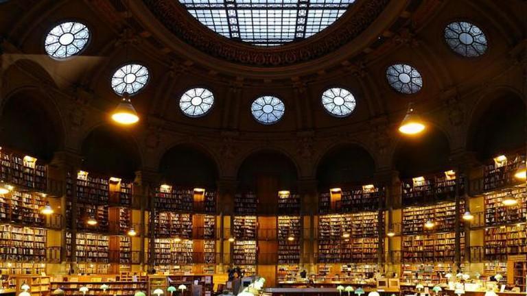 Bibliothèque Richelieu-Louvois