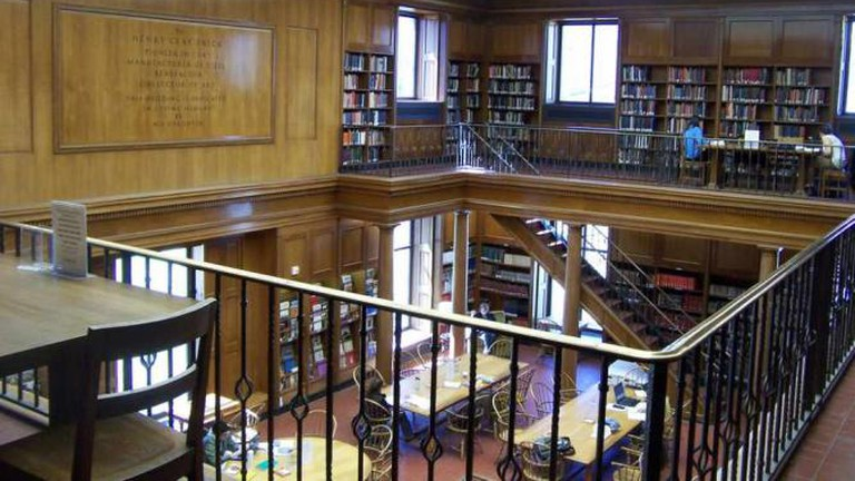 Frick Fine Art Library