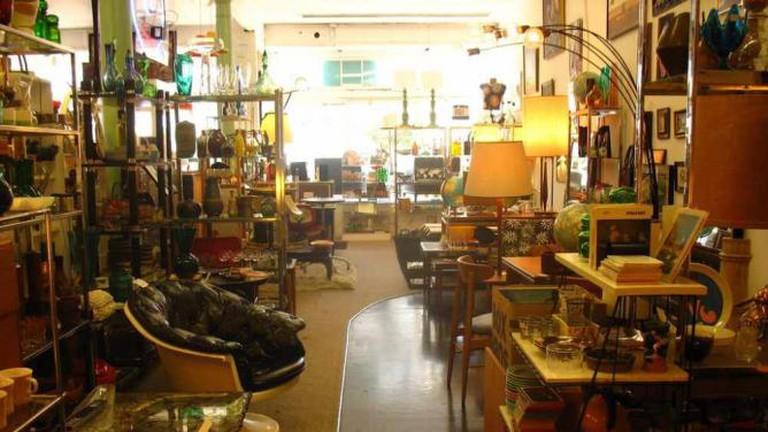 Thrift Store, Lower Haight
