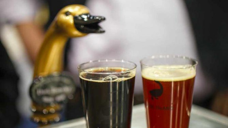 A Creative Commons Image: Goose Island Beer