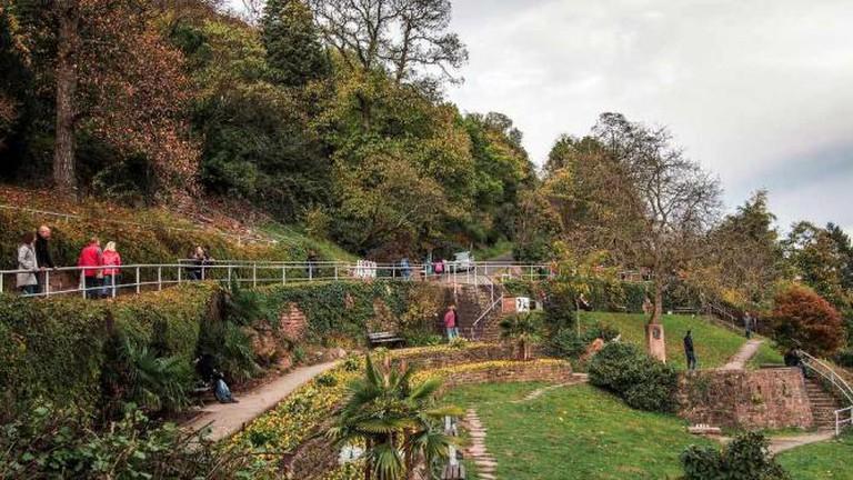 Heidelberg Philosopher's Walk