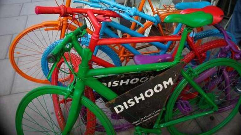 Dishoom bikes