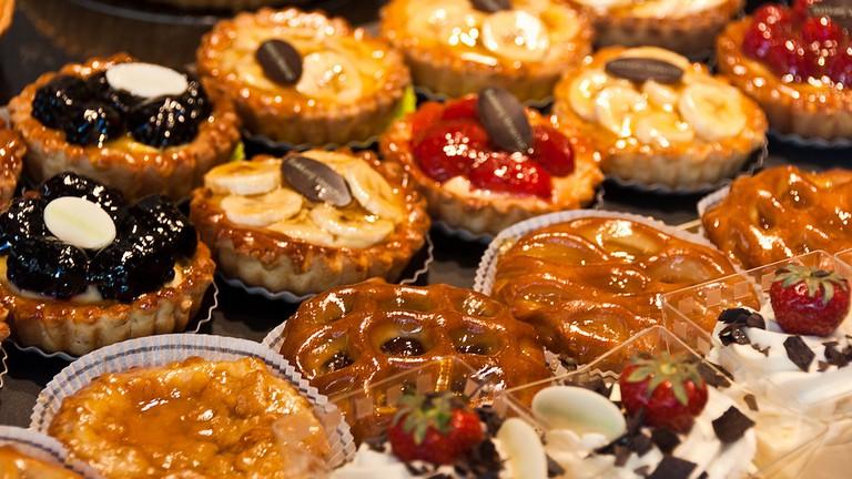 Belgium Pastries