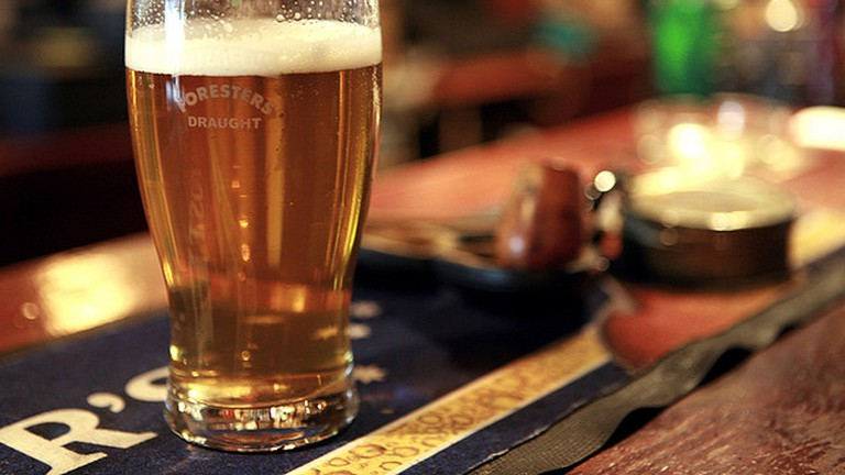 Draught and pipe