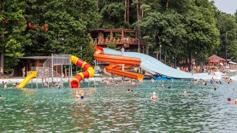 Summer swimming Ostrava Poruba, Ostrava