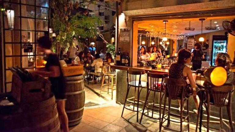 The Zone, Tel Aviv-Yaffo