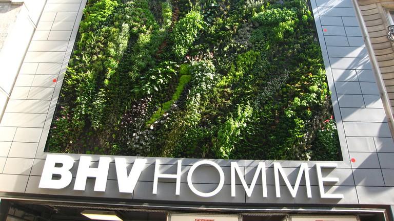 BHV Homme, Paris