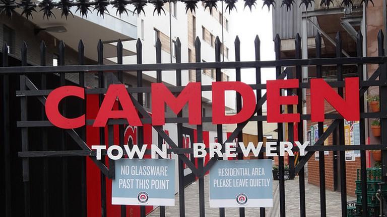100 - Camden Town Brewery
