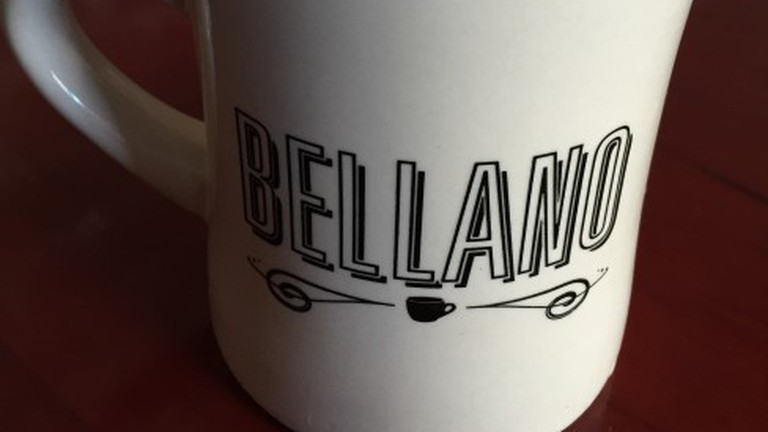 Bellano Coffee Mug at San Pedro Square Market