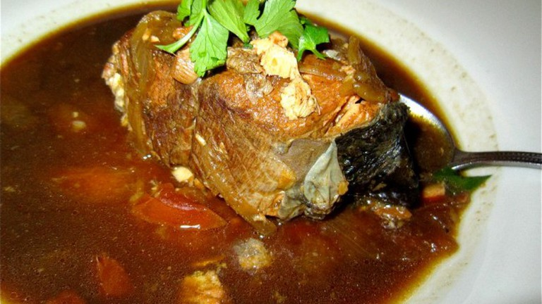 Red Pork Pot Roast