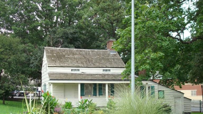 Edgar Allan Poe Cottage – Bronx