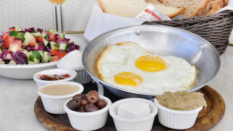 Israeli Morning