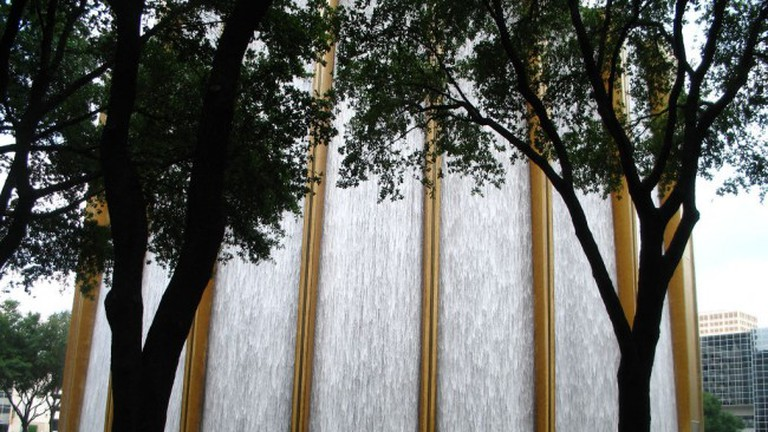 Gerald D. Hines Waterwall Park, Houston