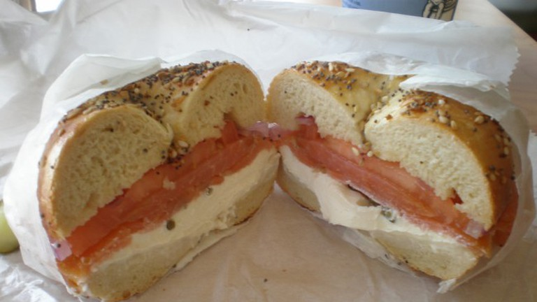 Lox and an Everything
