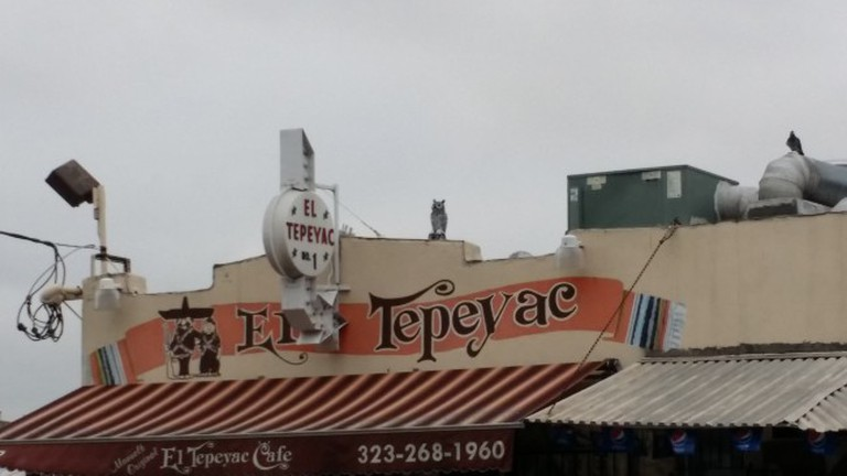 The original El Tepeyac on Evergreen Avenue