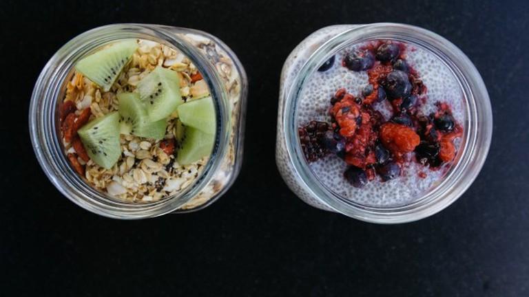 Beautiful breakfasts at Jane