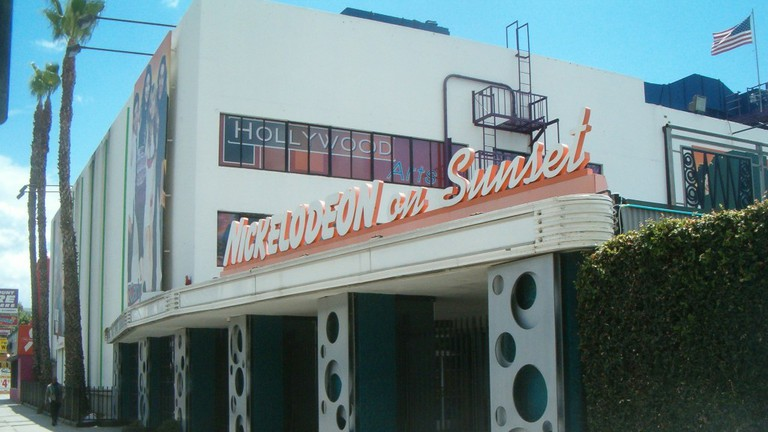 Nickelodeon on Sunset, Los Angeles