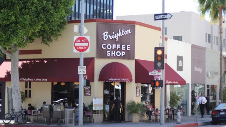 Brighton Coffee Shop