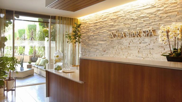 The Beverly Hilton Aqua Star Spa