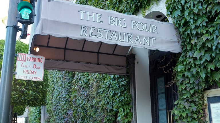 The Big Four Restaurant and Bar