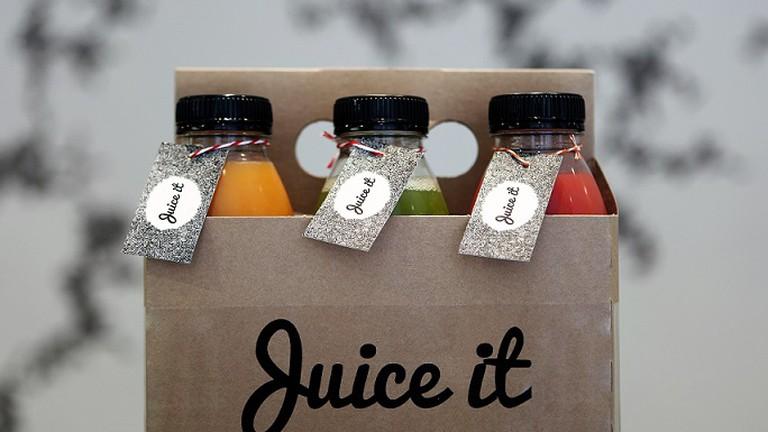 Juice Lab Palais Royal, Paris