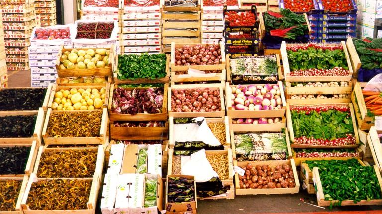 Westwood Village Farmers Market, Los Angeles