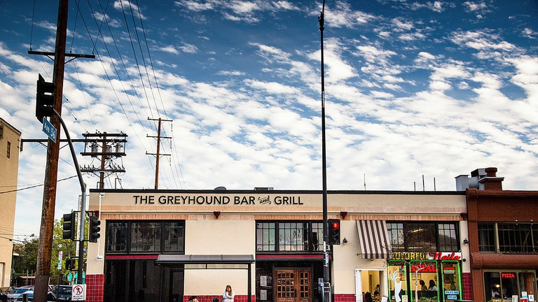 The Greyhound Bar and Grill