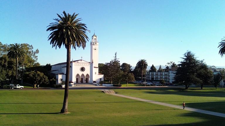 Loyola Marymount University, Los Angeles