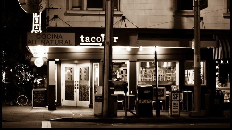 Tacobar
