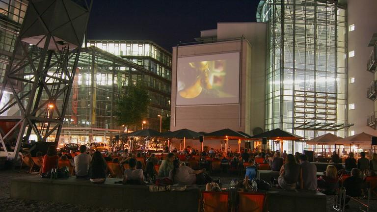 Openairkino Spandau, Berlin