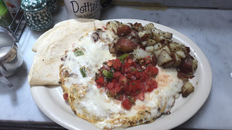 Southwestern Omelet