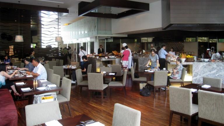Cafe (Hyatt Regency Hong Kong, Tsim Sha Tsui), Tsim Sha Tsui