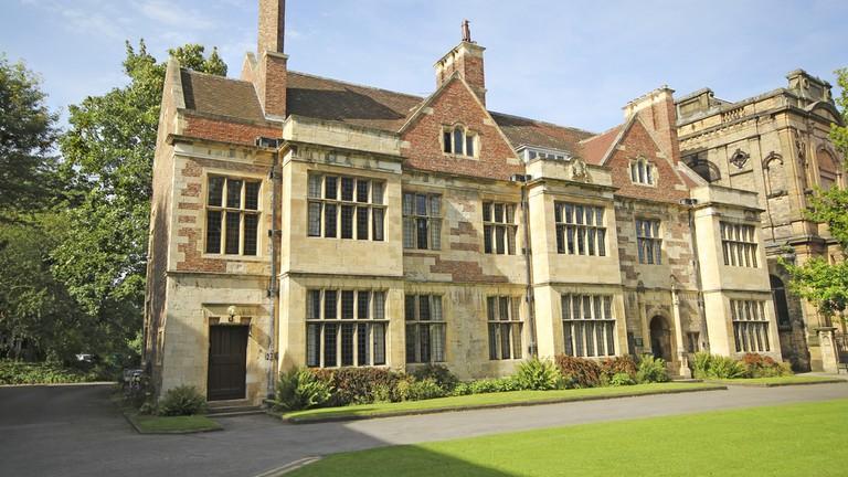 King's Manor, York, UK