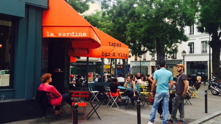 Bar La Sardine, Paris