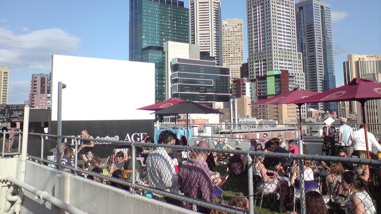 Cinema - Rooftop Bar