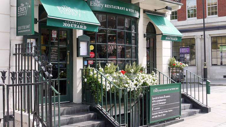Ebury Restaurant & Wine Bar, London